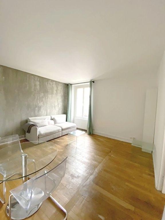 Levallois-Perret - 2 pièce(s) 36 m2 - en meublé