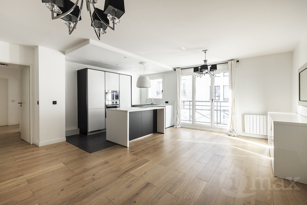 Sale apartment Levallois perret 760 000€ - Picture 2