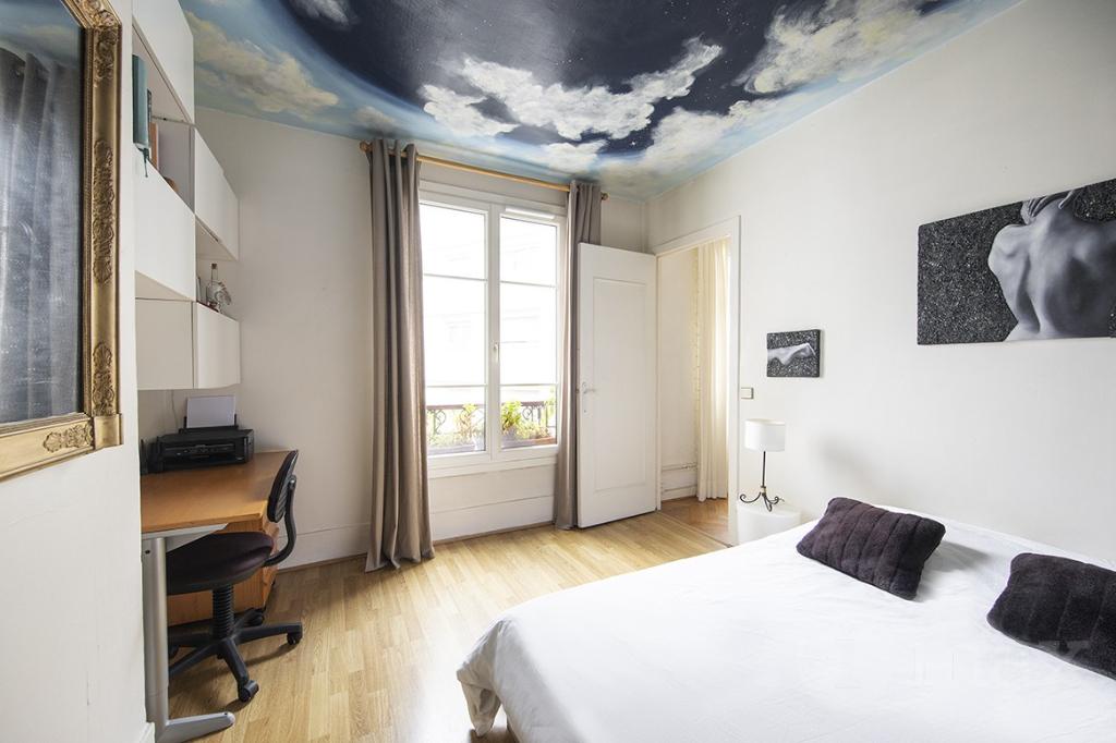 Sale apartment Levallois perret 369000€ - Picture 4