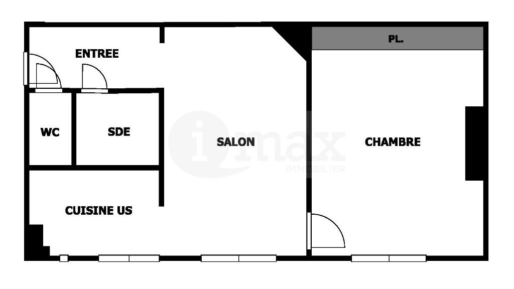 Sale apartment Levallois perret 369000€ - Picture 5