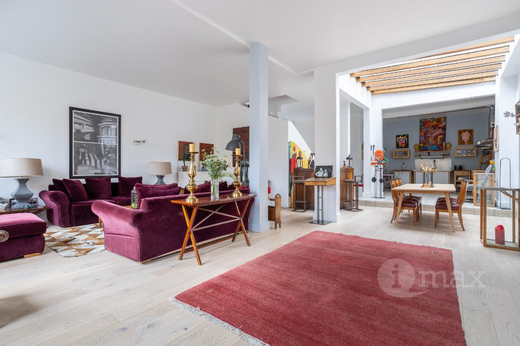 Vente appartement Boulogne billancourt 2250000€ - Photo 2