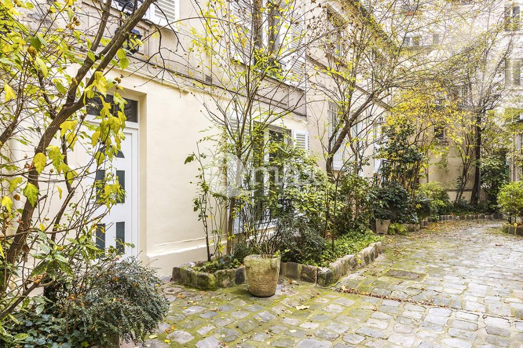 Paris 17 - Ternes - Maison de ville Paris 3 pièce(s) - 1 090 000