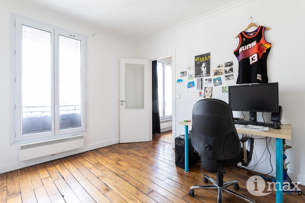 Vente appartement Paris 18ème 382000€ - Photo 4