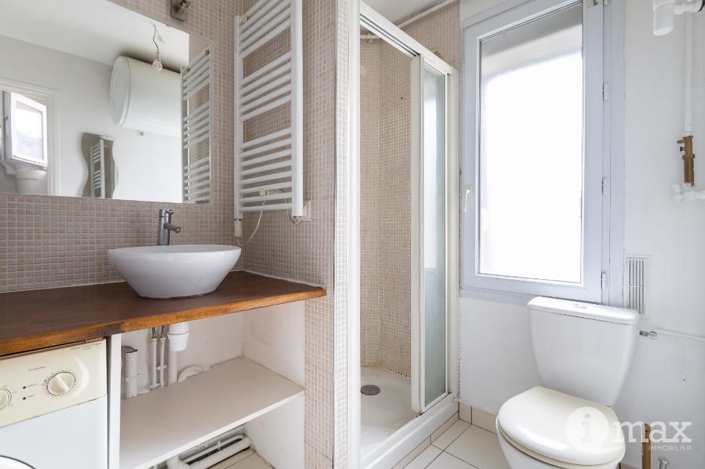 Vente appartement Paris 18ème 382000€ - Photo 5