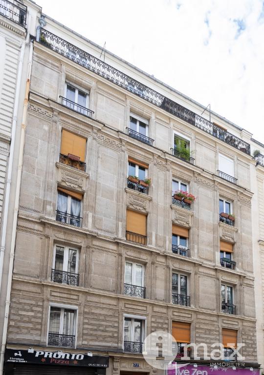 Vente appartement Paris 18ème 382000€ - Photo 6
