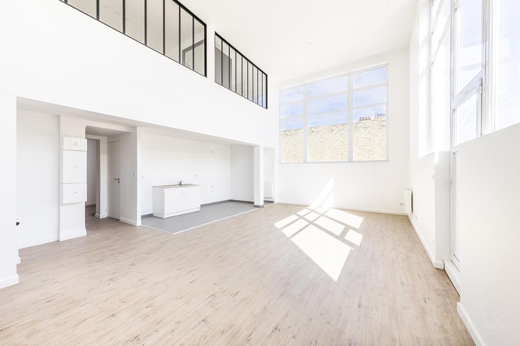 Appartement Asnieres Sur Seine 6 pièce(s) 156 m2