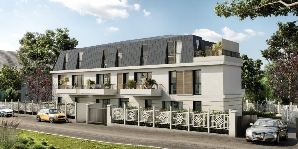 Vente appartement Suresnes 479000€ - Photo 1