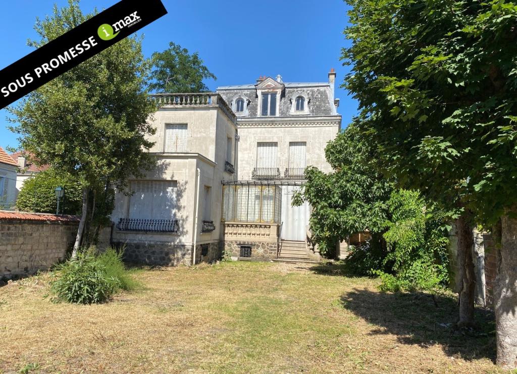 Maison Asnieres Sur Seine 8 pièce(s) 200 m2