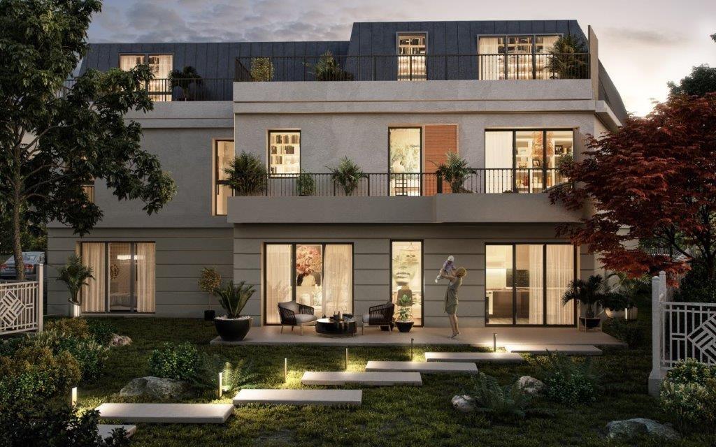 Vente appartement Suresnes 669000€ - Photo 1