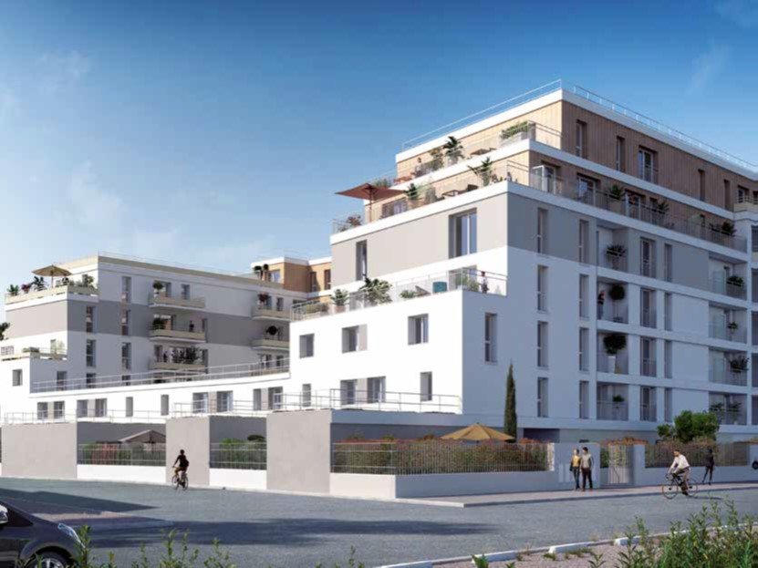 Sale apartment Dugny 145230€ - Picture 4
