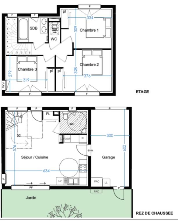 Vente appartement Parempuyre 300000€ - Photo 4