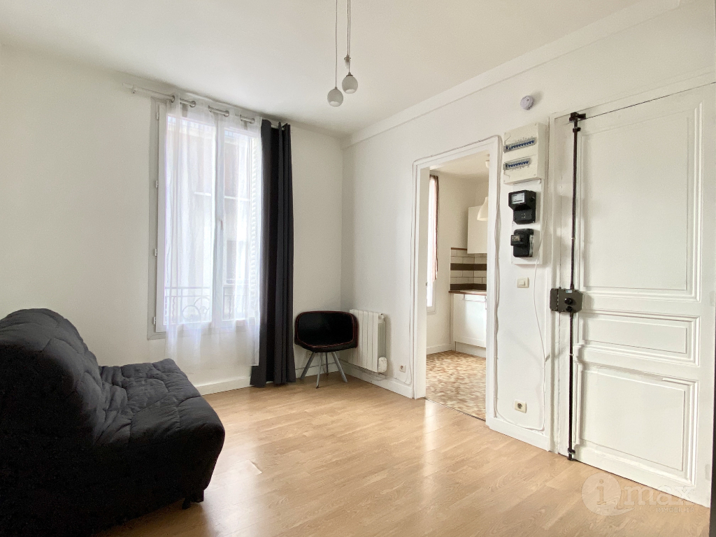 Vente appartement Clichy 150 000€ - Photo 1