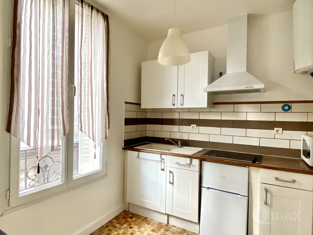 Vente appartement Clichy 150 000€ - Photo 2