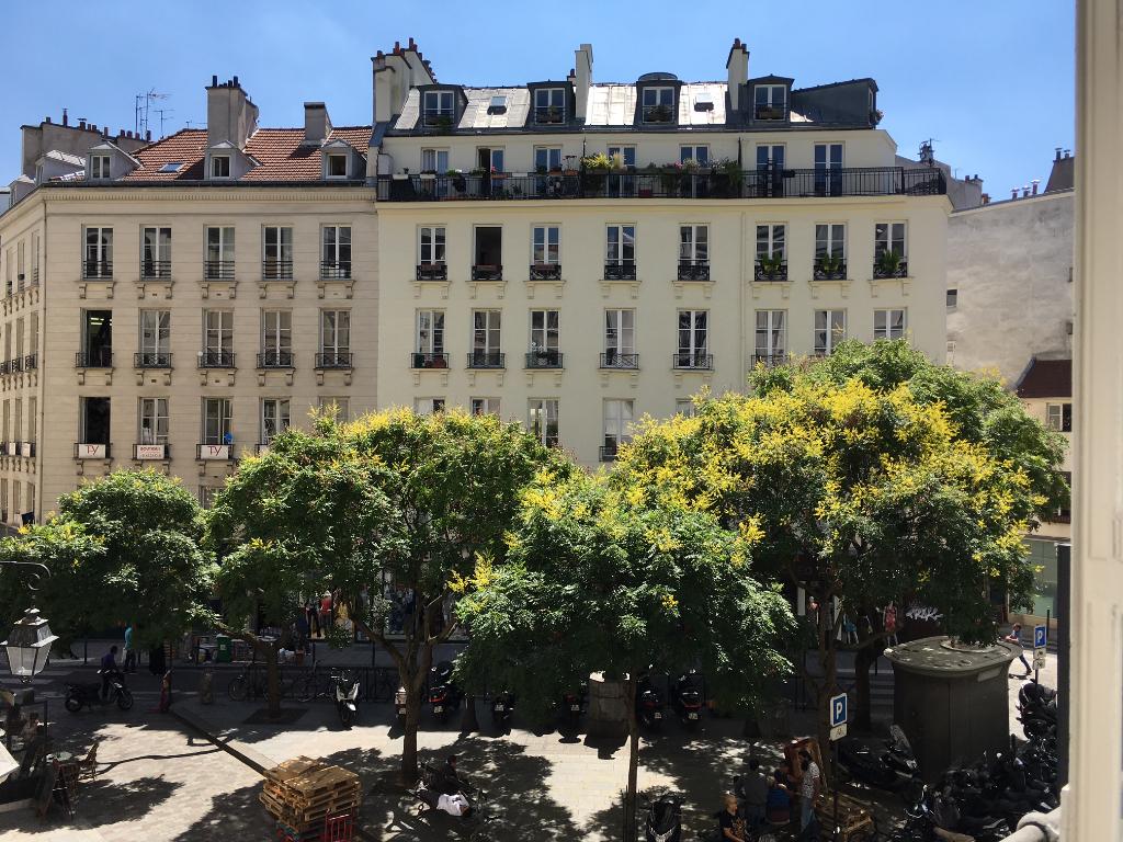 2 pièces - Rue d'Aboukir  75002 Paris