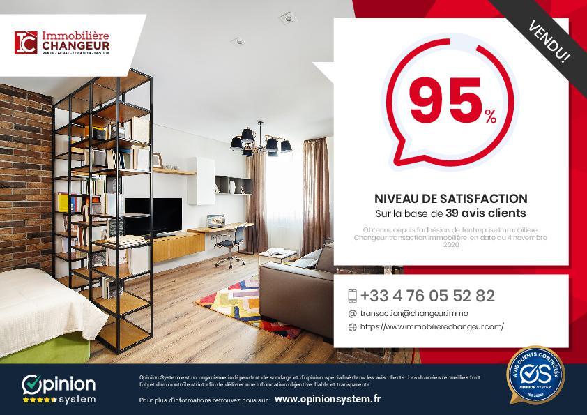 Sale apartment Izeaux 115000€ - Picture 8
