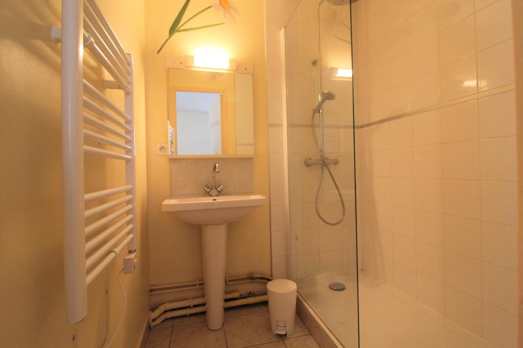 Rental apartment Voiron 374€ CC - Picture 3