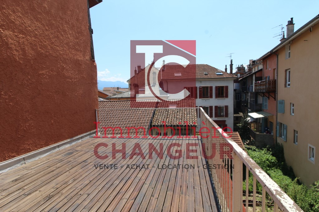 Vente appartement Voiron 112 500€ - Photo 1