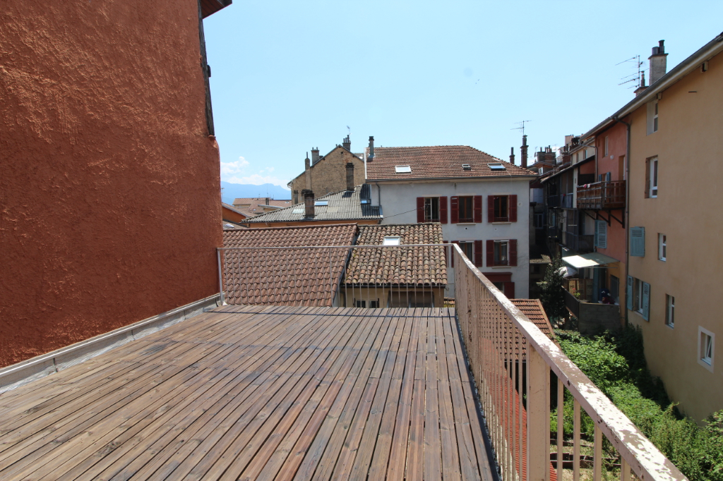 Vente appartement Voiron 112 500€ - Photo 2