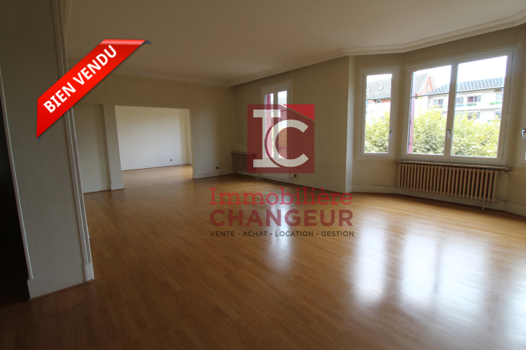 Sale apartment Voiron  - Picture 1