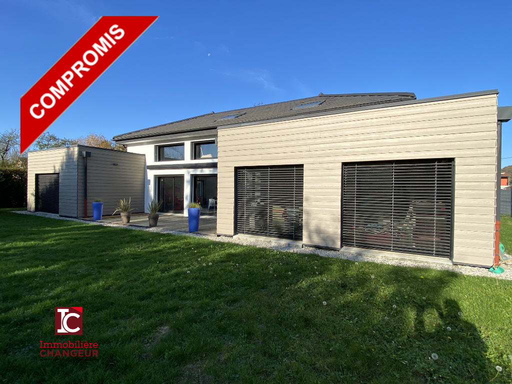 Vente maison / villa Coublevie 668000€ - Photo 1