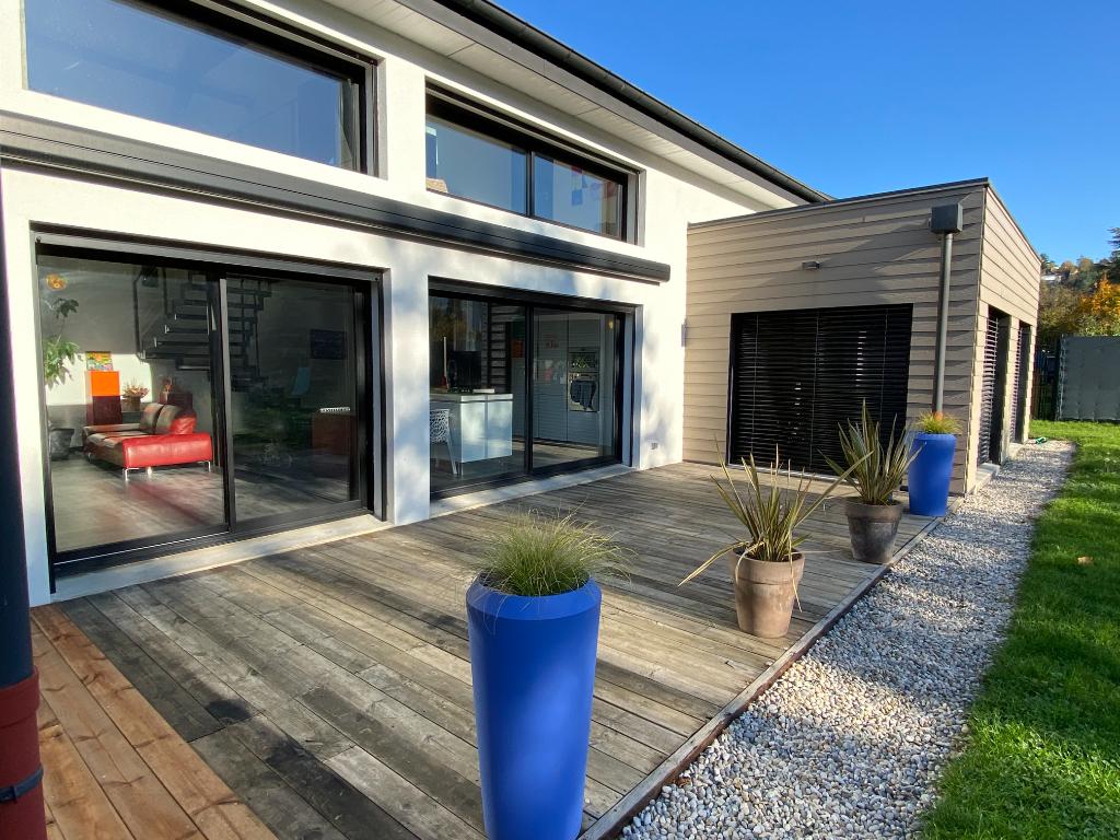 Vente maison / villa Coublevie 668000€ - Photo 7