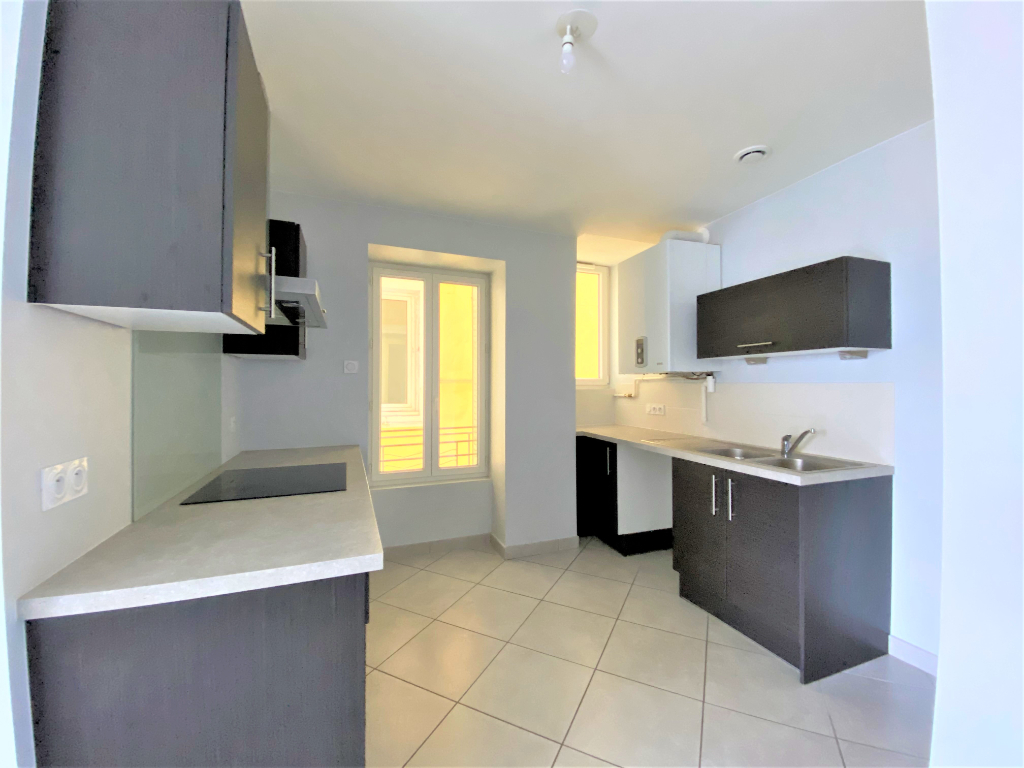 Rental apartment Rives 691€ CC - Picture 2