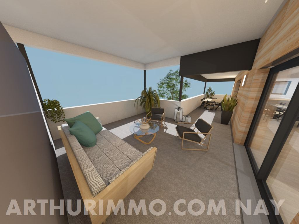 Vente appartement Nay 172000€ - Photo 4
