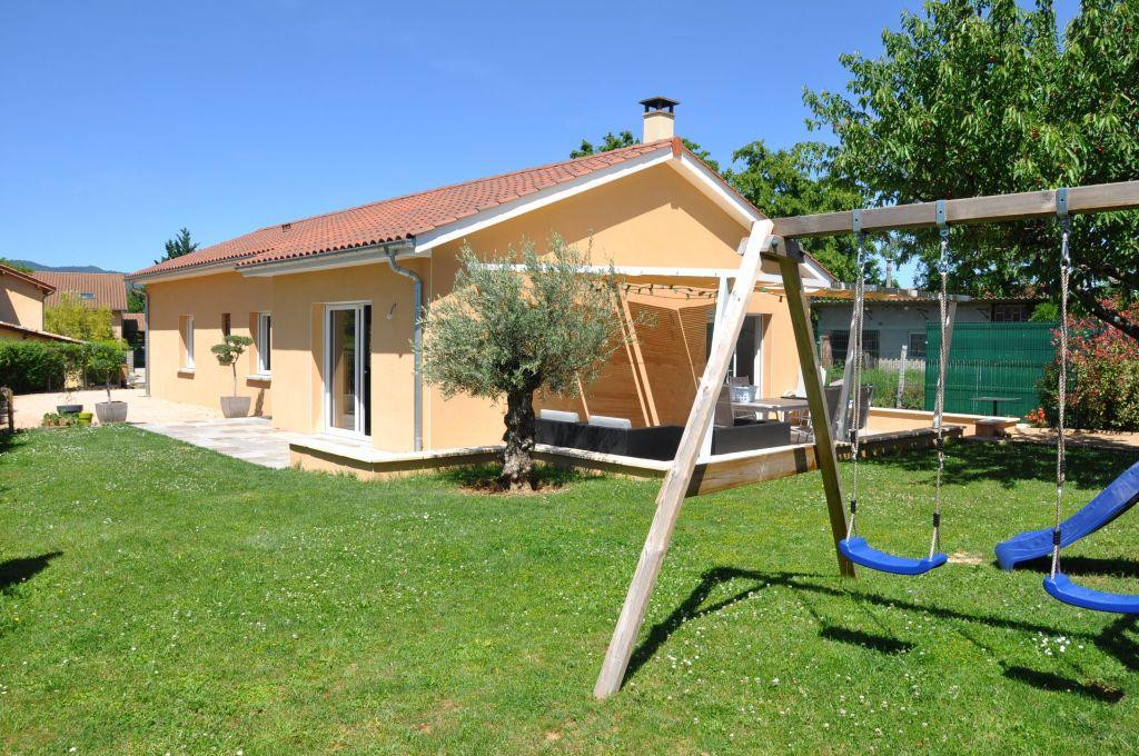 Vente maison / villa Liergues 379000€ - Photo 2