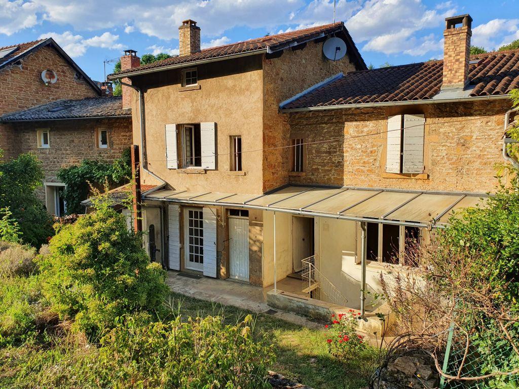 Vente maison / villa Jarnioux 242000€ - Photo 1