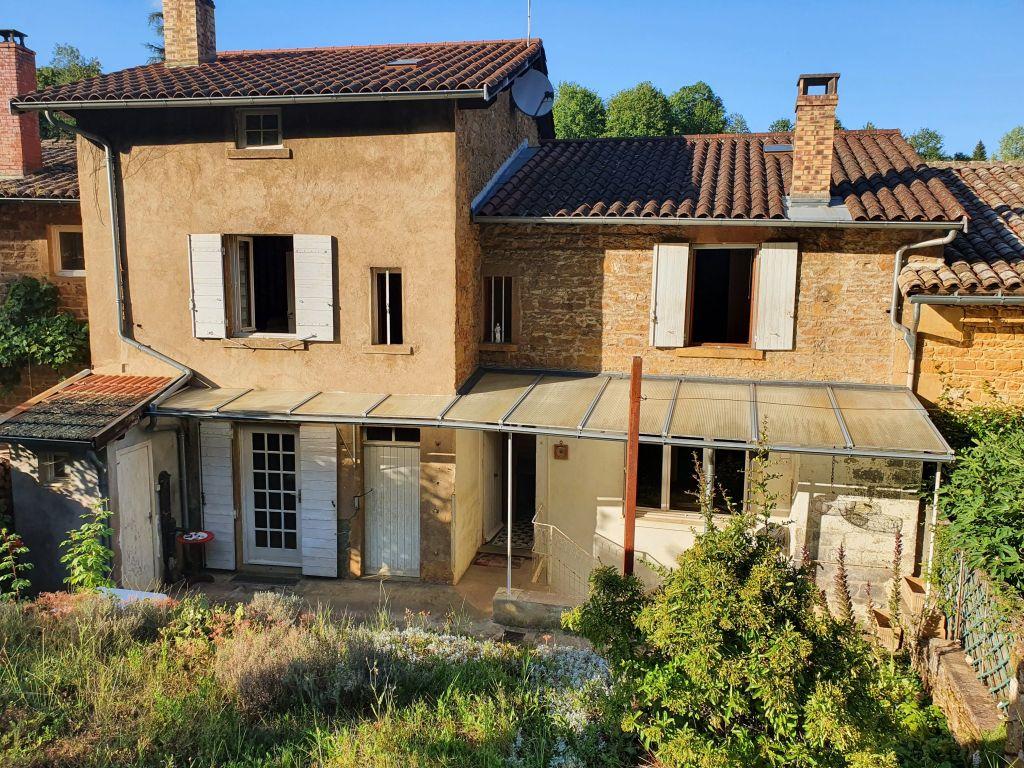 Vente maison / villa Jarnioux 242000€ - Photo 2