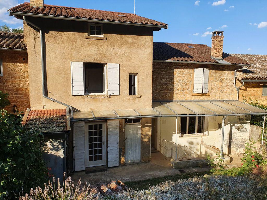 Vente maison / villa Jarnioux 242000€ - Photo 3