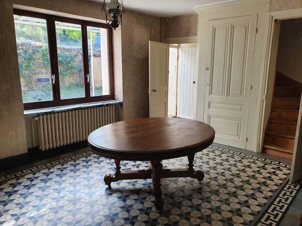 Vente maison / villa Jarnioux 242000€ - Photo 7