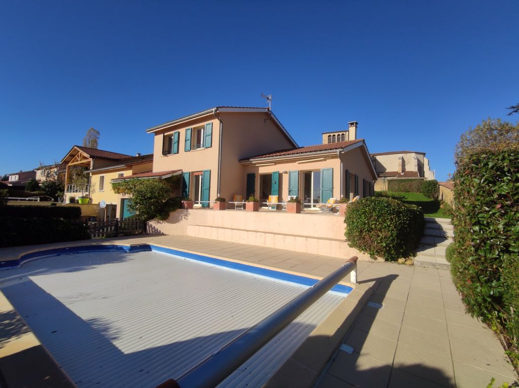 Vente maison / villa Liergues 520 000€ - Photo 1