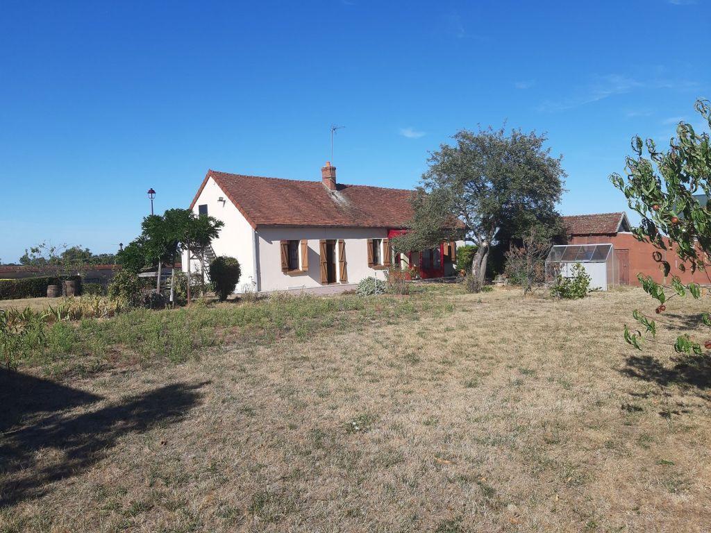 Vente maison / villa Theneuille 72360€ - Photo 1