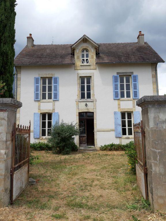 Vente maison / villa Lurcy levis 158400€ - Photo 1