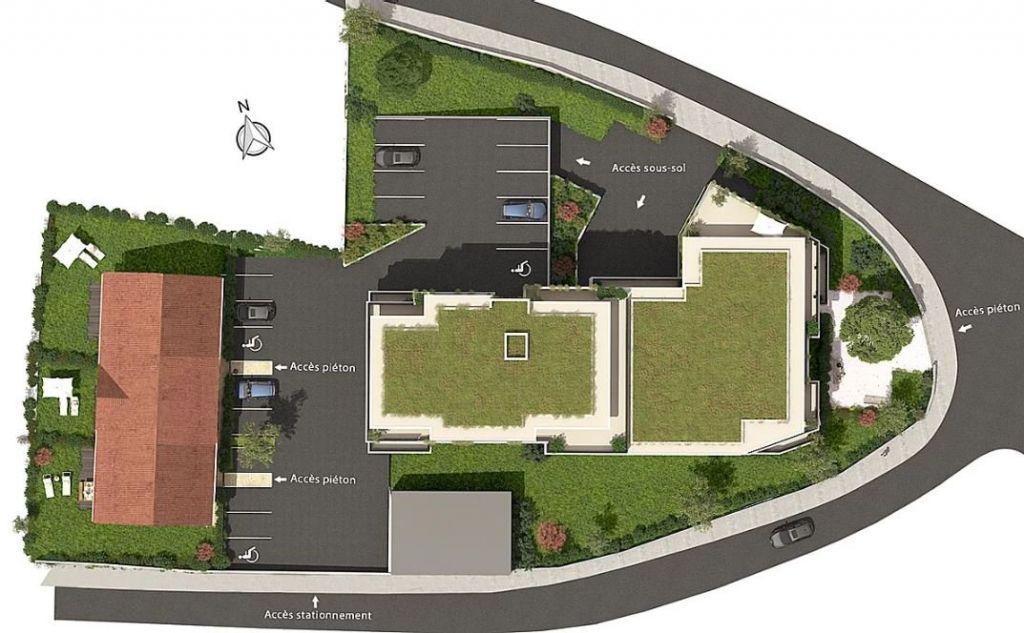 Vente appartement Etrembieres 410000€ - Photo 3