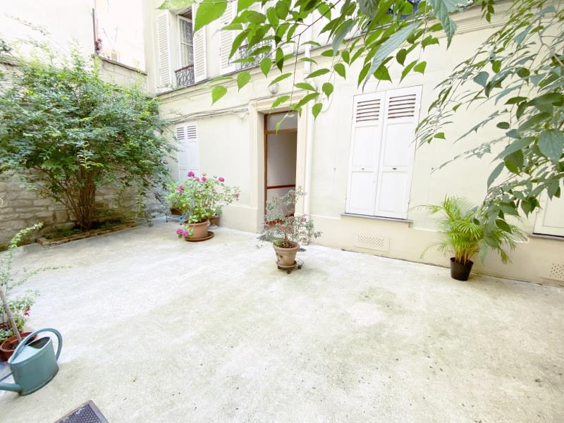 Paris 12 - 2 pièce(s) - 29.15 m2 - Rez de chaussée