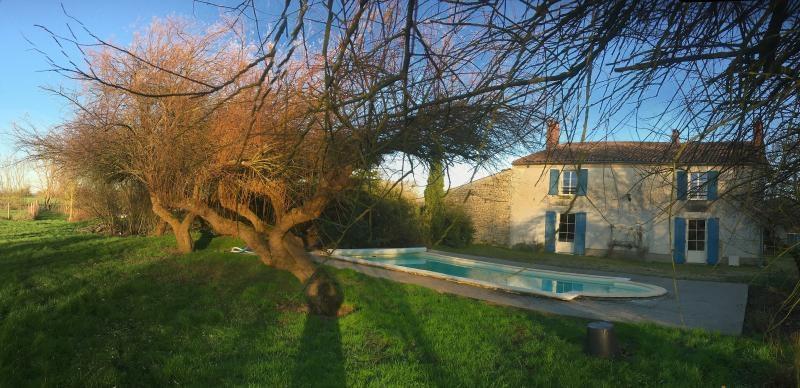 Sale house / villa Maille 400000€ - Picture 1