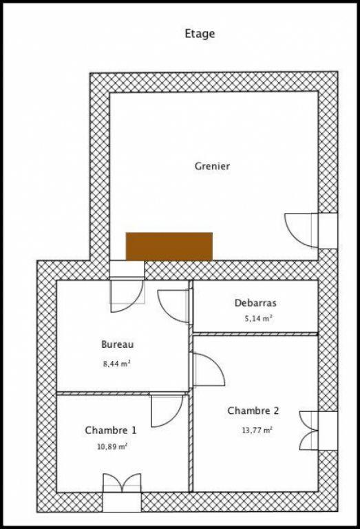 Sale house / villa Maille 40000€ - Picture 3