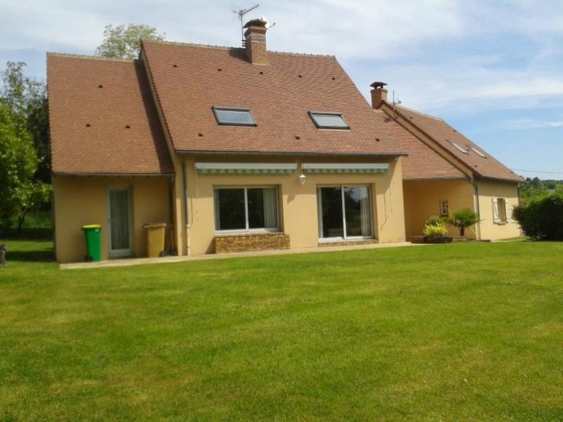 Sale house / villa La chapelle st aubin 398000€ - Picture 2