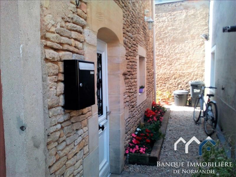 Vente maison / villa Bernieres sur mer 123000€ - Photo 1