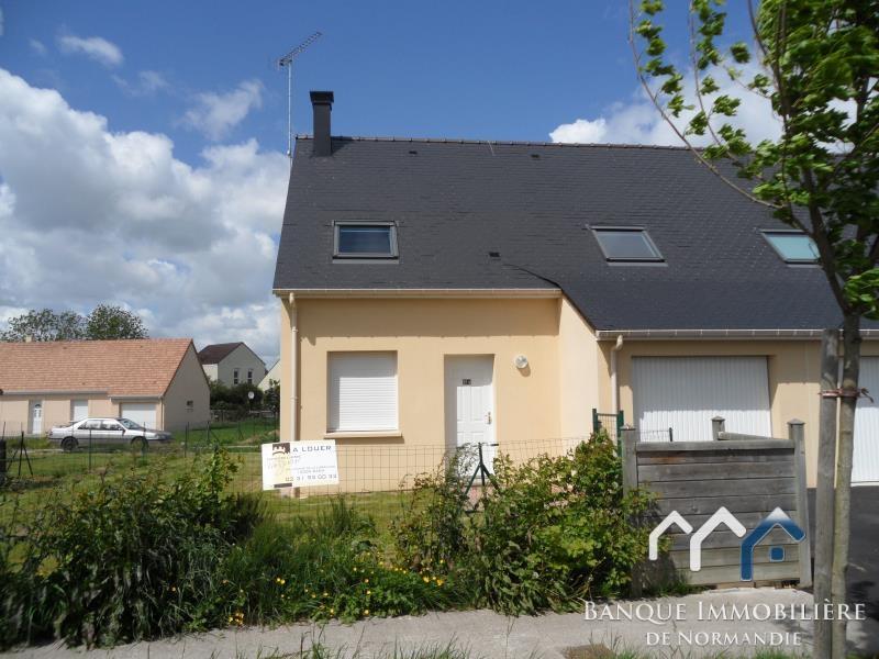 Vente maison / villa Mezidon-canon 170000€ - Photo 1