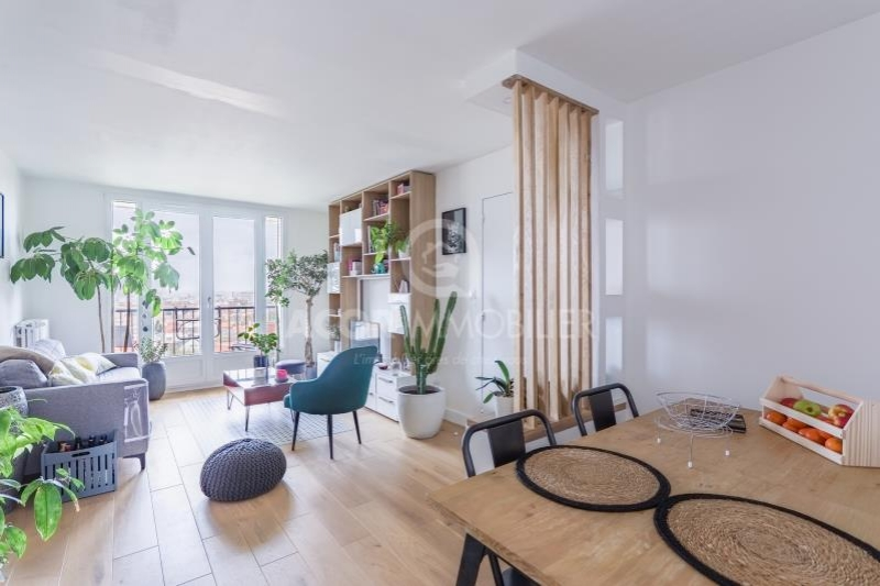 Chatillon - 3 pièce(s) - 59 m2 - 4ème étage