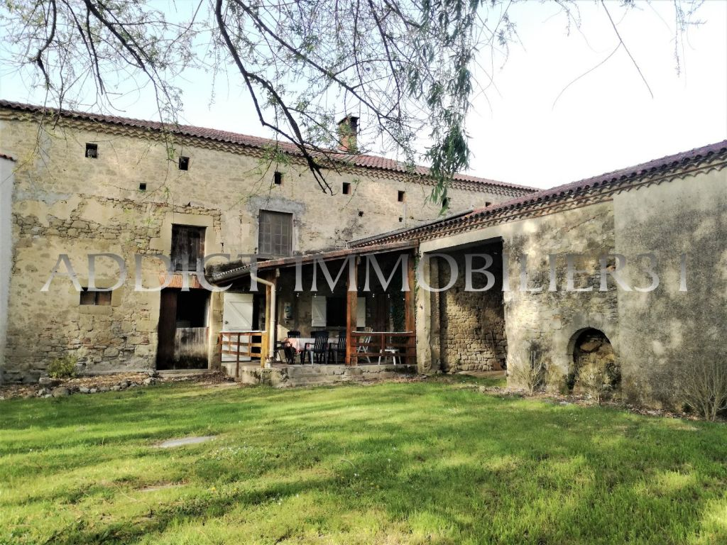 Vente maison / villa Cuq toulza 284550€ - Photo 3