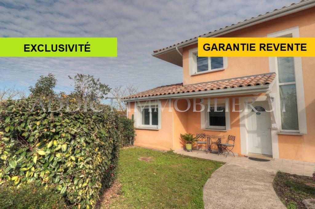 Vente maison / villa Castelginest 275000€ - Photo 1