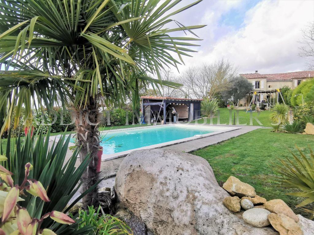 Vente maison / villa Saint paul cap de joux 589000€ - Photo 1