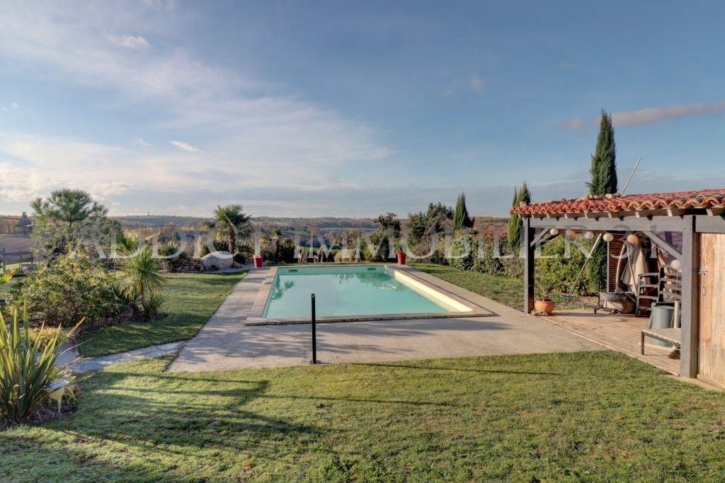 Vente maison / villa Saint paul cap de joux 589000€ - Photo 2