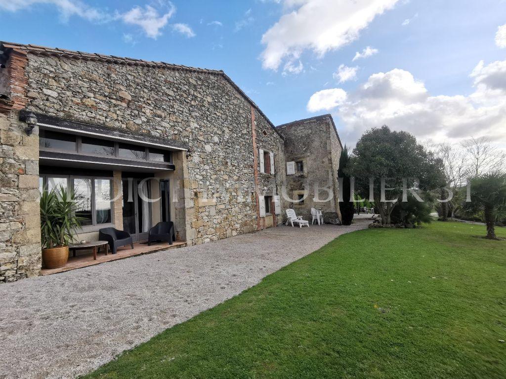 Vente maison / villa Saint paul cap de joux 589000€ - Photo 3