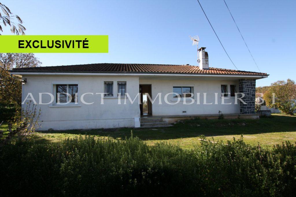 Graulhet - 3 pièce(s) - 90 m2
