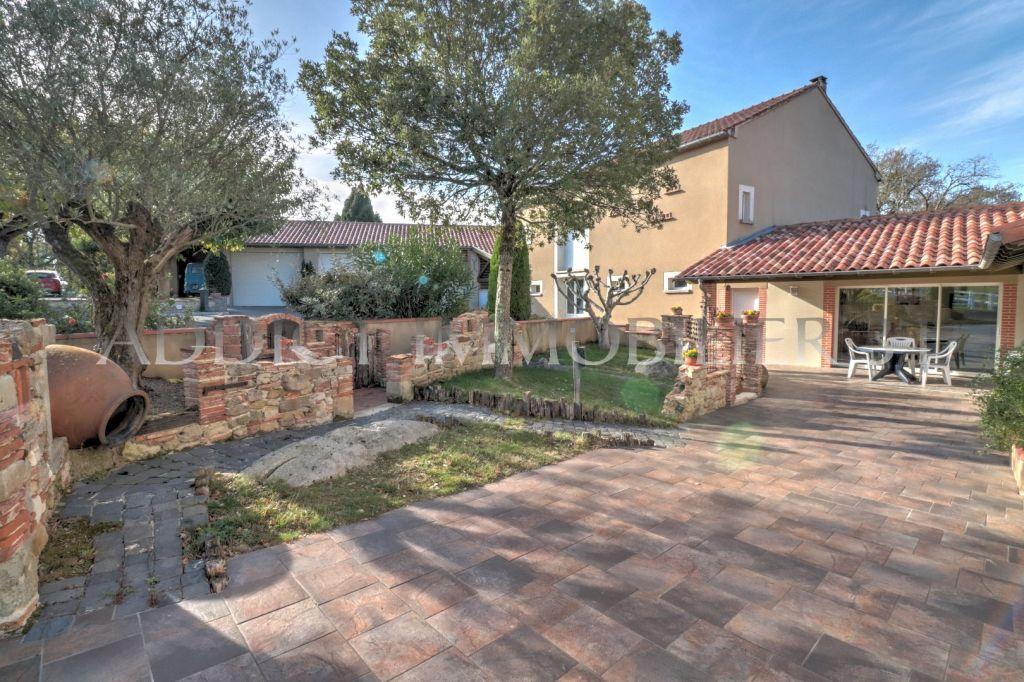 Vente maison / villa Lavaur 399000€ - Photo 2